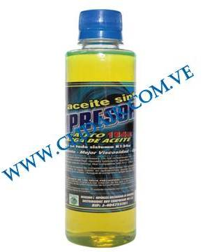ACEITE  SINTETICO  R-134    PAG46 UV     8OZ  COMPRESOR OIL