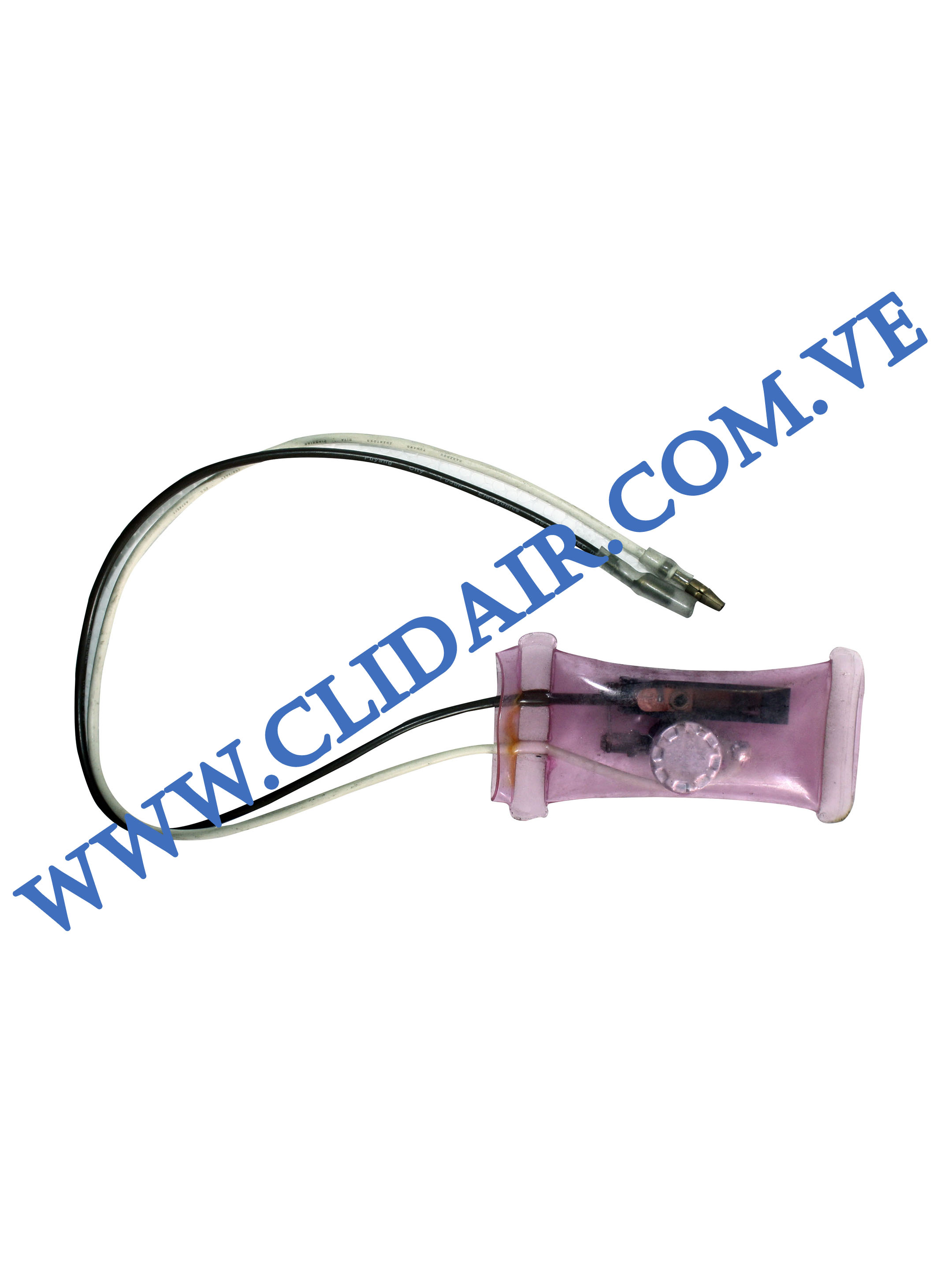 TERMOSTATO BIMET. NEVERA ASIATICA L.G 2 CABLE+RESIST.  R040504